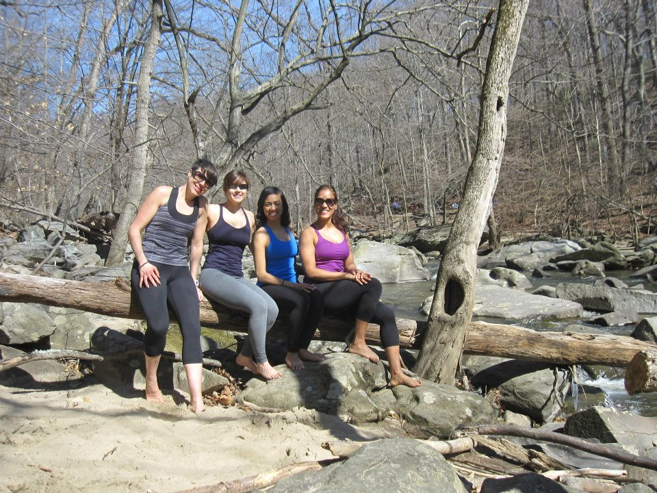 Nature Yoga Hike