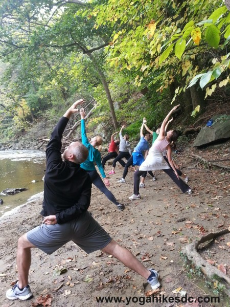 Yoga HIkes for all!