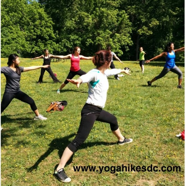 May 2014 Yoga Hike RCP