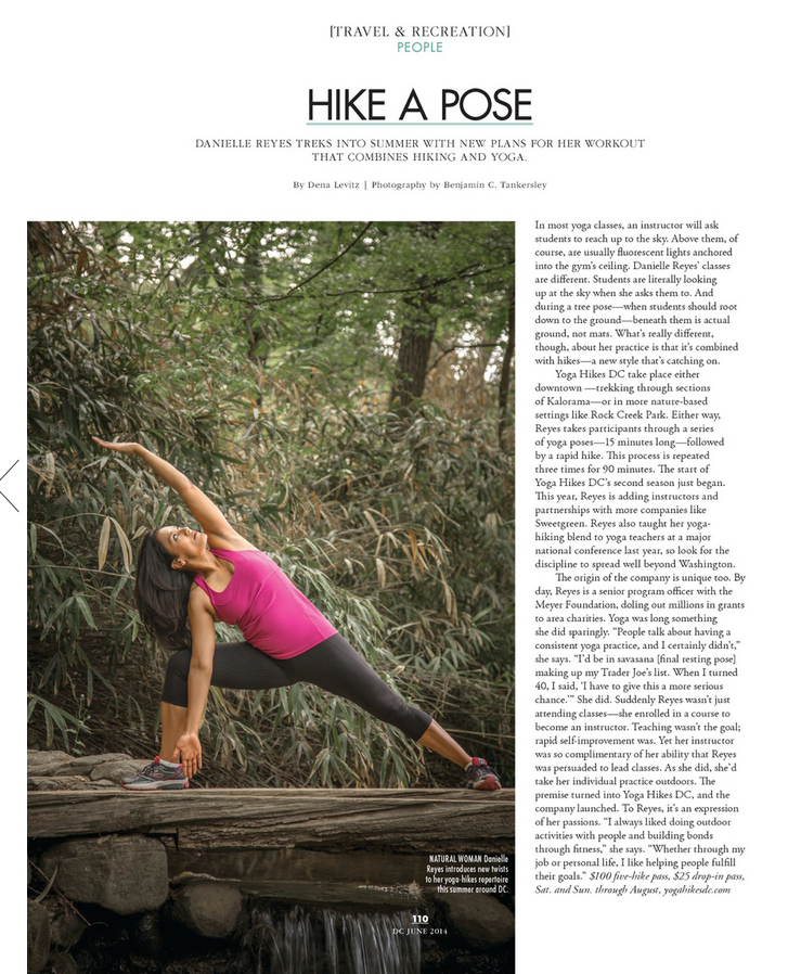 Yoga Hikes VA, Pizza Brunch, Modern Luxury, & More!