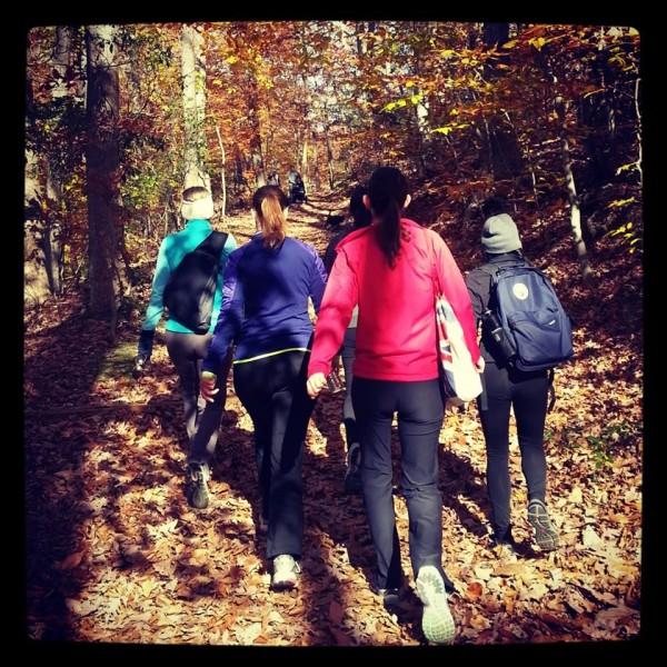 Fall hike 2013