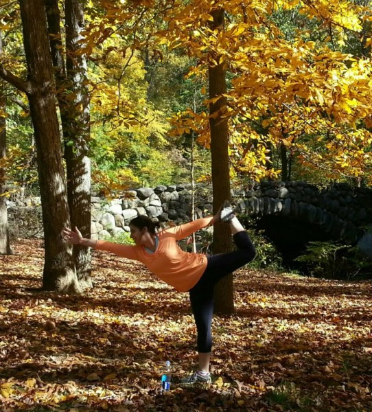 fall hike 2013 sc dancer